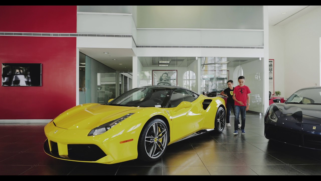 Luxury & Sports Car Dealership in Miami, FL | The Collection
