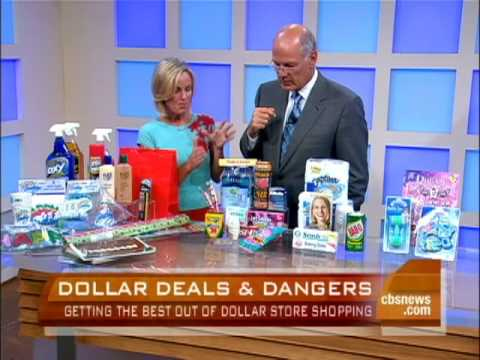 Hidden Dollar Store Dangers