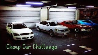 GTA V Online: Cheap Car Challenge