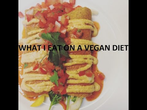 What I Eat In A Day On A Vegan Diet(Rawtill4 For Weight Loss)