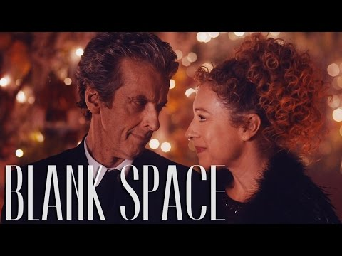 the doctor +river  blank space