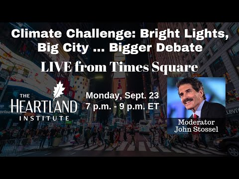Climate Challenge LIVE-STREAM: Bright Lights, Big City ... Bigger Debate