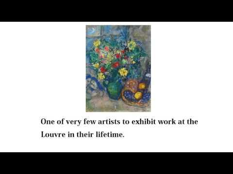 Marc Chagall   Ackerman's Fine Art