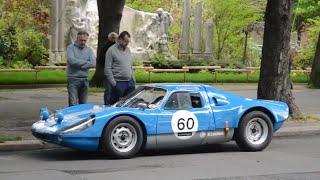 Tour Auto 2016 (Ford GT40, Ferrari 250 GT SWB, Porsche 911 RSR,...)