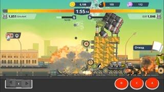 Читерные Танки  Скорость  Огнемёт  Игра   СуперТанк   Super Tank