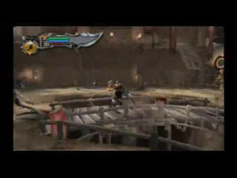 God of War - God Mode PAIN(BoA) Challenge of Atlas