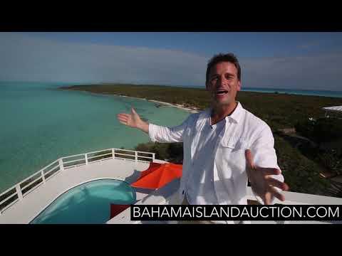 For Sale: Innocence Island, Exuma, The Bahamas