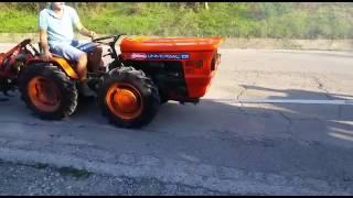 Kubota vs goldoni 2016 ( makineri bujqesore traktora )