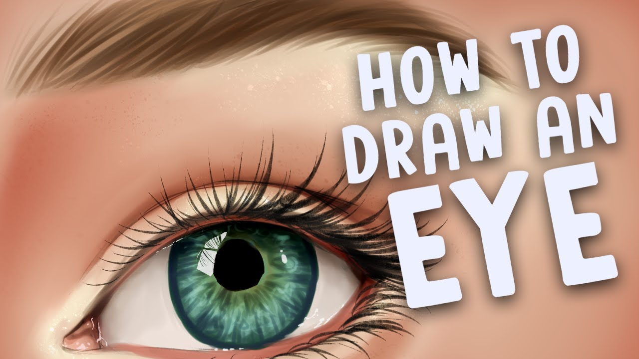 How to draw an eye bonus video paint tool sai tutorial jenna how to draw an eye bonus video paint tool sai tutorial jenna drawing youtube ccuart Images