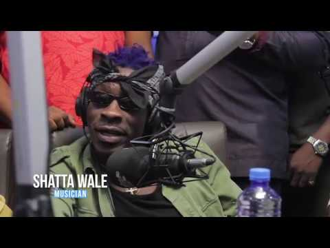 EXCLUSIVE interview with SHATTA WALE on ShowBiz Agenda