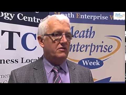 Meath Enterprise Week 2014 - John V Farrelly