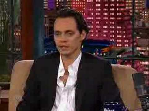 marc Anthony - very funny!!!!!!