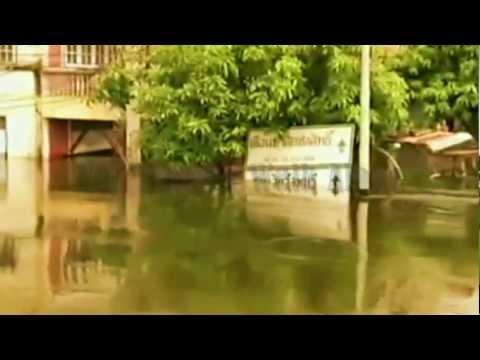 Thailand Flood Johnny Cash Youtube