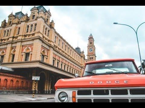 Tour, Historical Center Sao Paulo City | Full HD