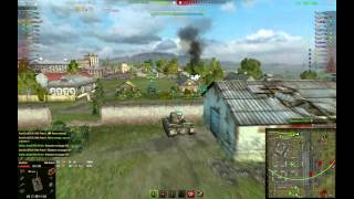 "M46 Patton (`AtomZero` Evil eXperts [EVILX]) ""Mass attack или мы отстреливались как могли)"