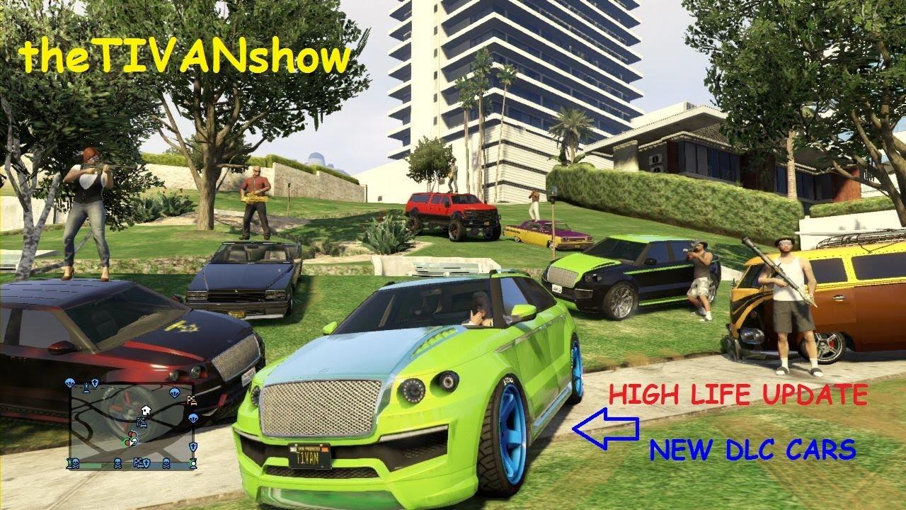GTA5 NEW HIGH LIFE DLC