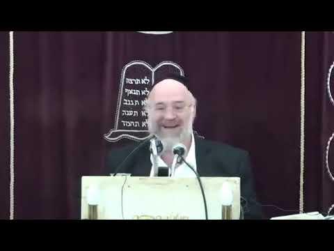 הרב ברוך רוזנבלום   פרשת ויחי ה׳תשע״ט