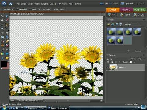 W Mega Usuwanie tła w Photoshop Elements - YouTube KD61