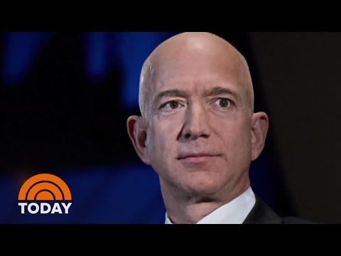 UN Report Alleges Saudi Crown Prince Hacked Jeff Bezos' Phone | TODAY