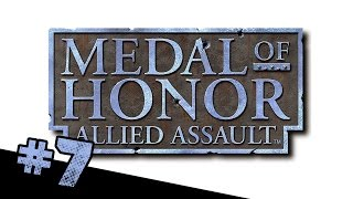 Medal of Honor: Allied Assault прохождение #7 ► Танчики и поезда