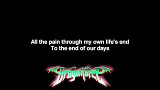 Watch Dragonforce Youre Not Alone video