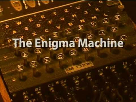 Bletchley Park: The Enigma Machine