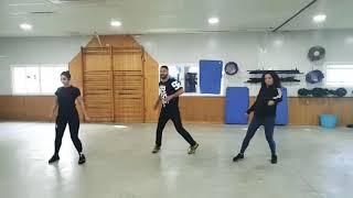 Reggaeton lento 2019 - zumba shotokan - coreo
