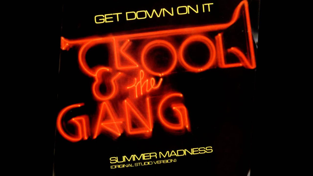 Kool The Gang Get Down On It No Show