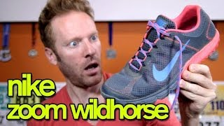 NIKE ZOOM WILDHORSE REVIEW | The Ginger Runner