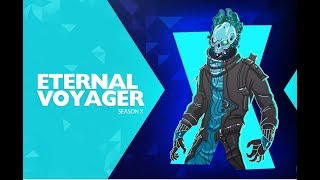 Eternal Voyager Skin Showcase Fortnite Gameplay