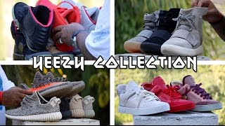 The Perfect Pair Shows His ENTIRE YEEZY COLLECTION!!