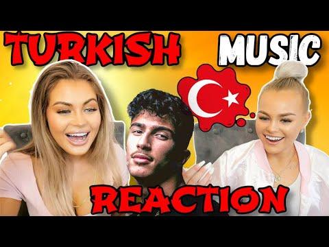TURKISH MUSIC REACTION   Zehra, Mero, Ece Mumay, Enes Batur, Bilal Hancı, Irmak Arıcı
