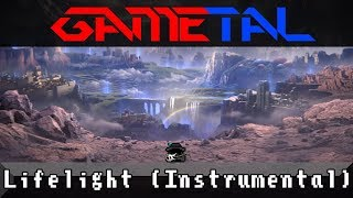 Lifelight (Super Smash Bros. Ultimate) (Instrumental Version) - GaMetal Remix