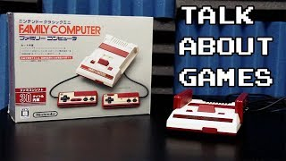 Famicom Classic Mini - Talk About Games