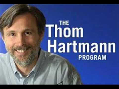 Thom Hartmann - Mark Taylor-Canfield: Bernie Sanders Vs Hillary Clinton