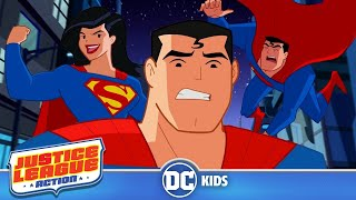 Justice League Action | Lustigsten Superman-Momente | DC Kids