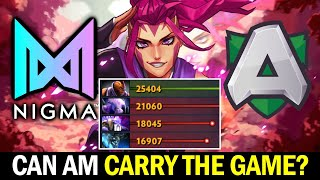 NIGMA vs ALLIANCE Grand Final — Top Networth AM vs Incredible Teamplay