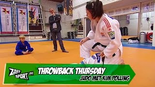 #TBT | Judo met Kim Polling | ZAPPSPORT