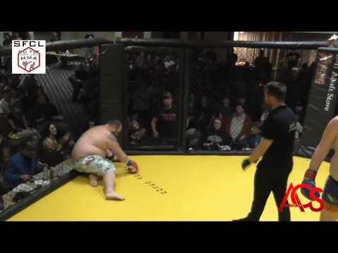 ACSLIVE.TV Presents So Fly Combat League Justin Sanford Vs Zack McRath