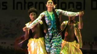 Dance by BELUR SINJINI -- Aaao Huzur Tumko
