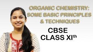 CBSE Class 11 : Organic Chemistry - Chapter 12 Lesson 30(Nomenclature)