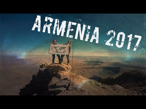 Armenia - Aragac Trekking 2017 - GoPro