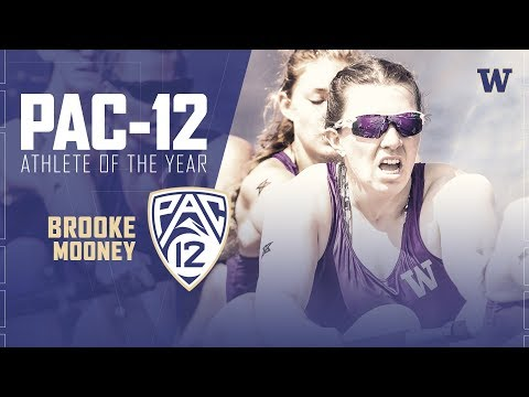 Rowing: Brooke Mooney earns Pac-12 Women's Rowing Athlete of the Year accolades