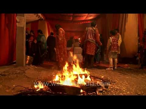 Lohri - India's bonfire festival!