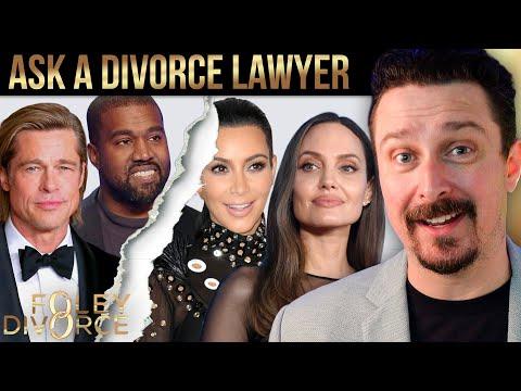 "Celebrity Divorces! Livestream with FOLEY DIVORCE - ""Night Shift Office Hours"""
