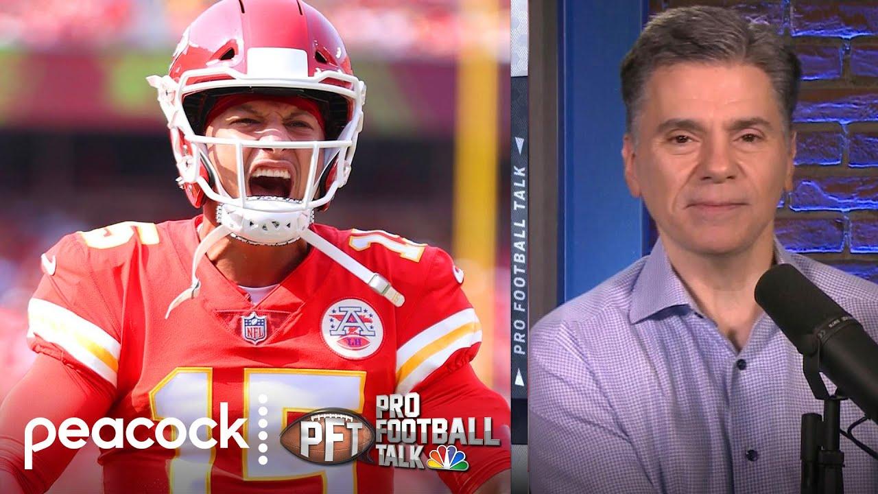 PFT Draft: Biggest NFL Week 5 matchups | Pro Football Talk | NBC Sports