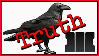 Black Bird RAVEN EASTER EGG - TRUTH Revealed - Der Eisendrache Black Ops 3 Zombies