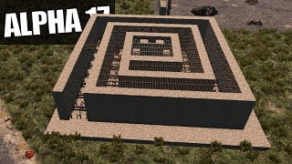 ALPHA 17 | GOING TO WORK FOR 17.1? | 7 Days to Die Alpha 17 Gameplay | S17.3E22