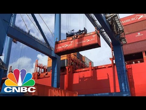 South Carolina's $2.3B Port Expansion Plan | CNBC