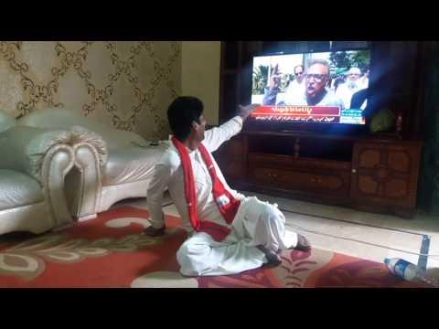PTI ke Tigers | Panama ke faisle se pareshan| funny Asghar Khoso